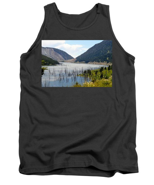 Mountain River Tank Top