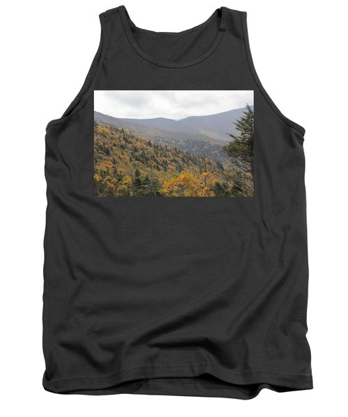 Mountain Side Long View Tank Top