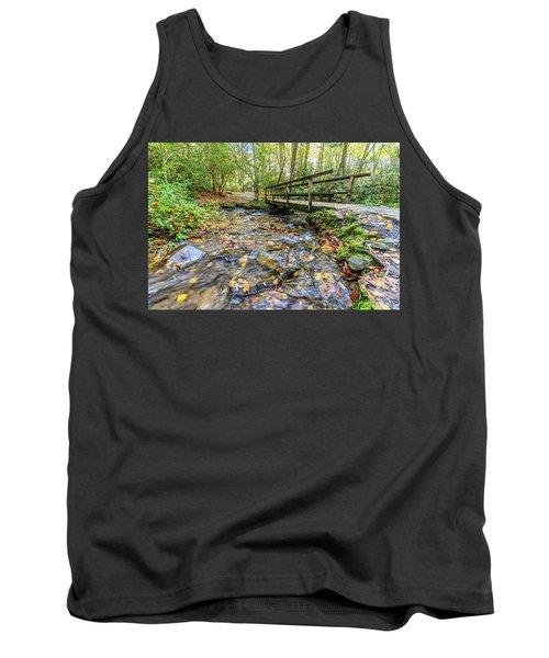 Mountain Stream #2 Tank Top