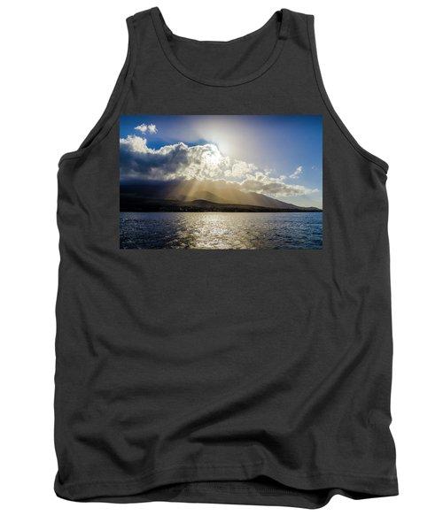 Mountain Sunbeams Tank Top