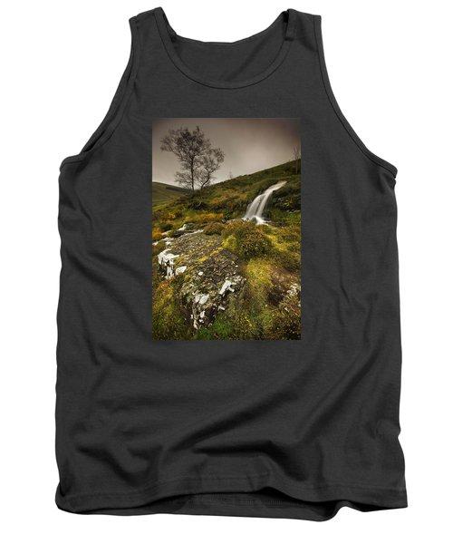 Mountain Tears Tank Top