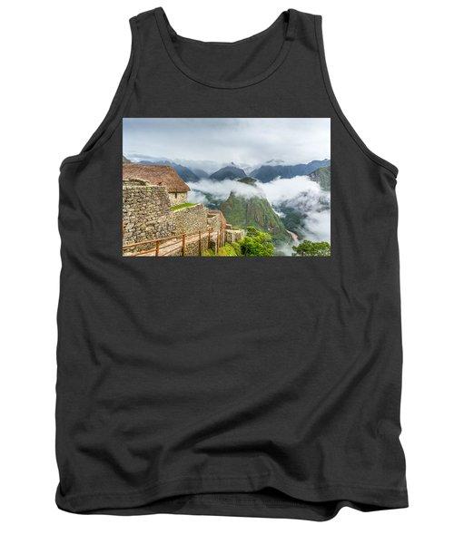 Mountain View. Tank Top