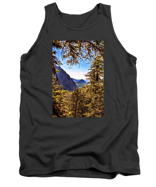 Mountain Views Tank Top