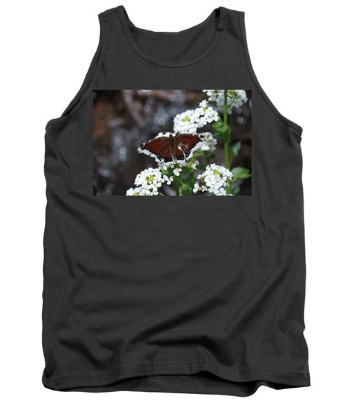 Mourning Cloak Tank Top by Jason Coward