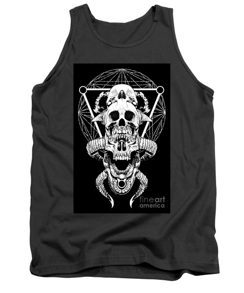 Mouth Of Doom Tank Top