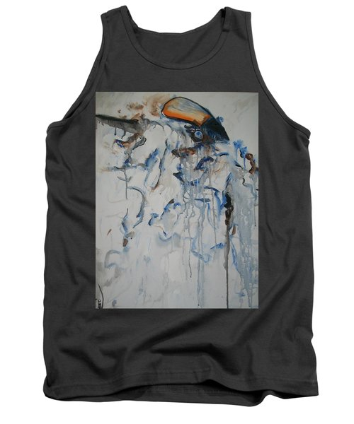 Moving Forward Tank Top by Raymond Doward