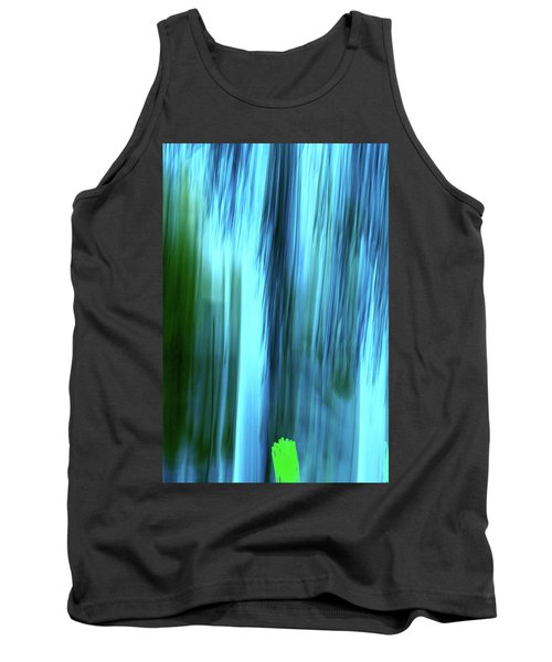 Moving Trees 37-15portrait Format Tank Top