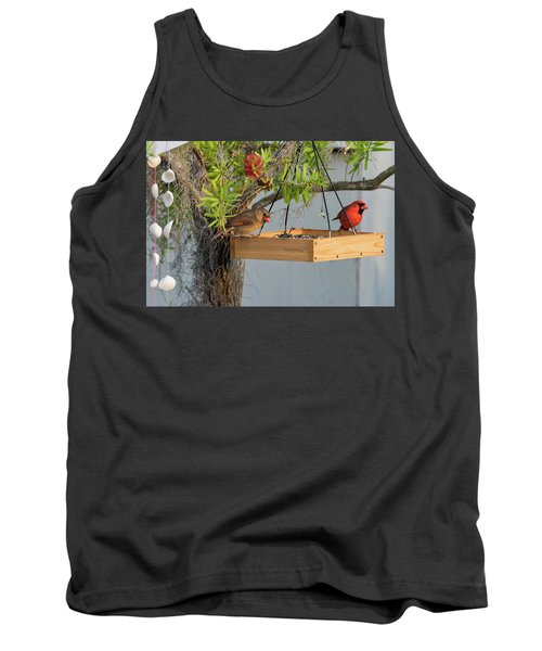 Mr And Mrs Tank Top