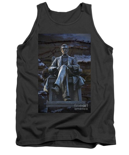 Mr. Lincoln Tank Top