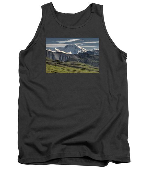 Tank Top featuring the photograph Mt. Mather by Gary Lengyel
