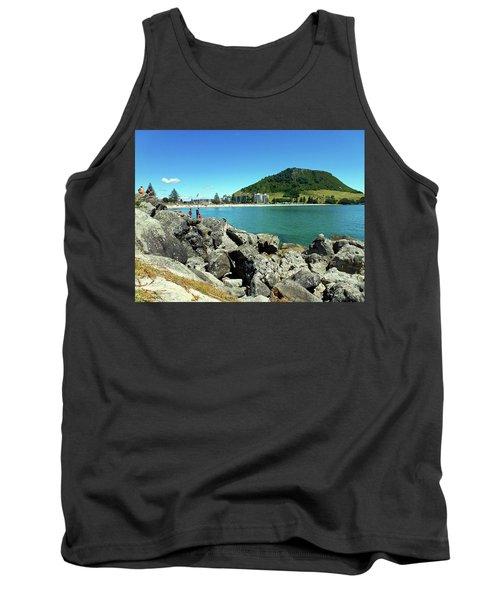 Mt Maunganui Beach 11 - Tauranga New Zealand Tank Top