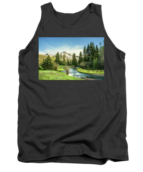 Mt. Sneffels Peak Tank Top