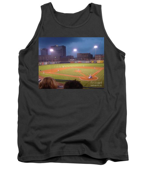 Mudhen's Game Tank Top