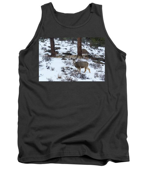 Mule Deer - 8922 Tank Top