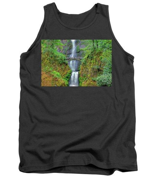 Multnomah Falls 2  Tank Top