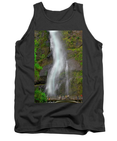 Multnomah Falls Tank Top