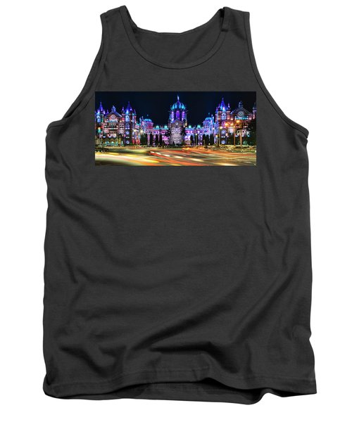 Mumbai Moment Tank Top
