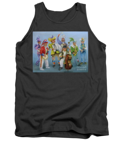 Mummers Jam Session Tank Top