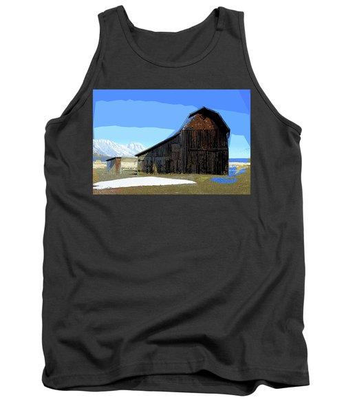 Murphy's Barn Tank Top