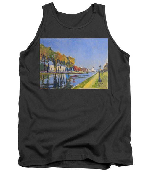 Musee La Boverie Liege Tank Top