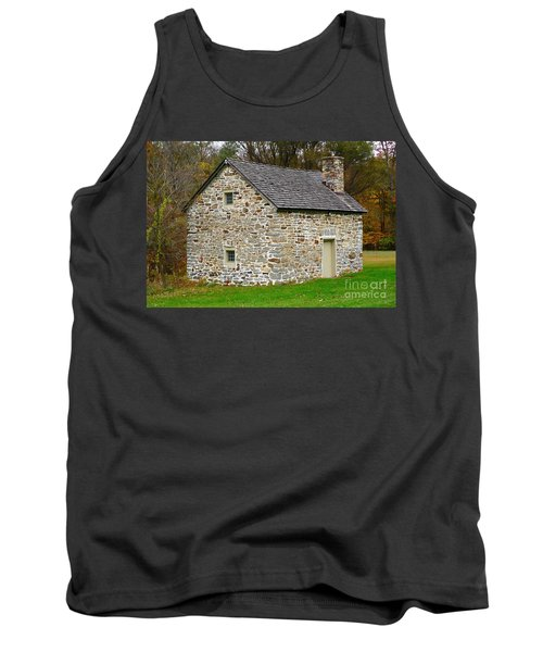 Museum Of Indian Culture Tank Top by Jeannie Rhode