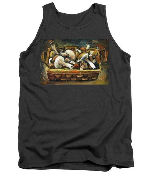 Mushrooms Tank Top