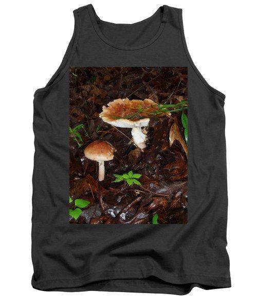 Mushrooms Rising Tank Top