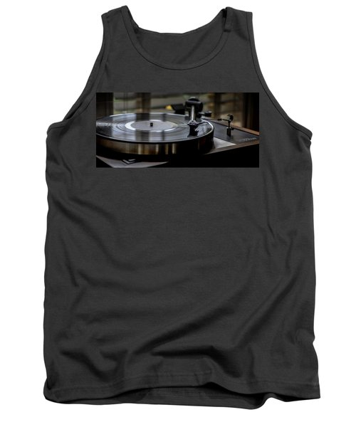 Music Maker Tank Top by Stephen Anderson