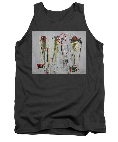 Musical Strings Tank Top