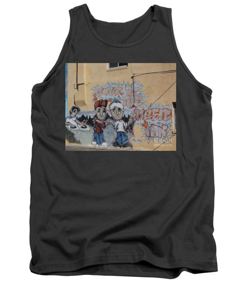 Must Be The Music Man Tank Top