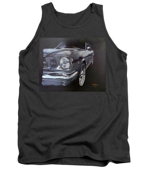 Mustang Front Tank Top