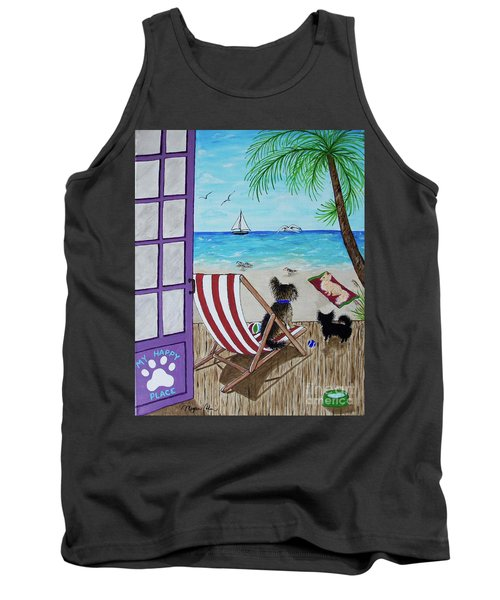 My 3 By The Sea Tank Top