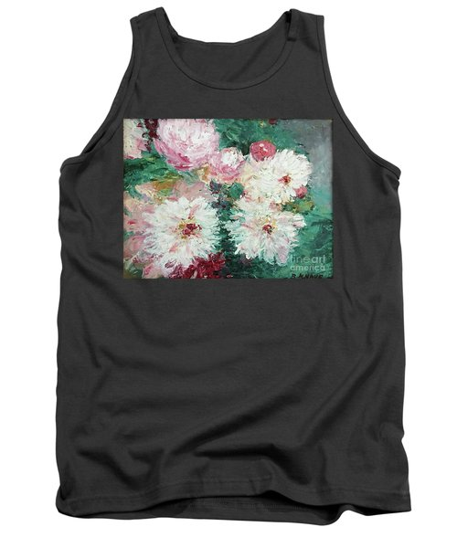 My Chrysanthemums Tank Top