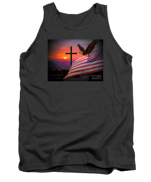 My Country Tank Top