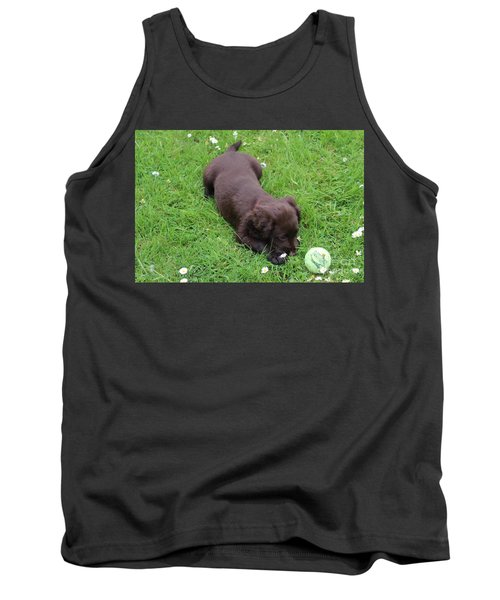 Tank Top featuring the photograph My First Time... by Katy Mei