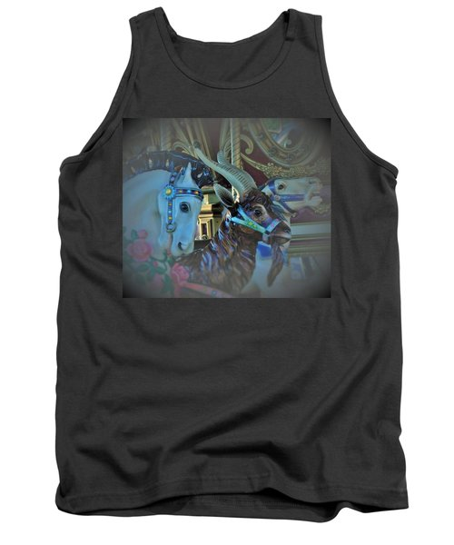 Tank Top featuring the photograph My Friends by John Glass