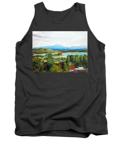 My Homeland Tank Top