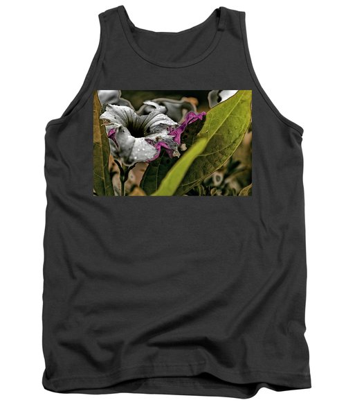 My How Your Beauti Is Evolving Tank Top