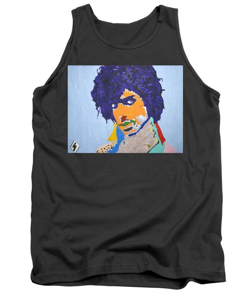 My Name Is Prince  Tank Top by Stormm Bradshaw