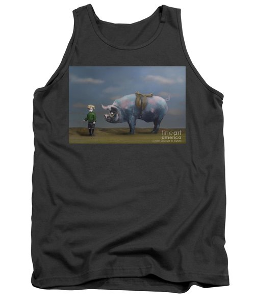 My Pony Tank Top