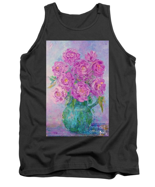 My Summer Roses Tank Top