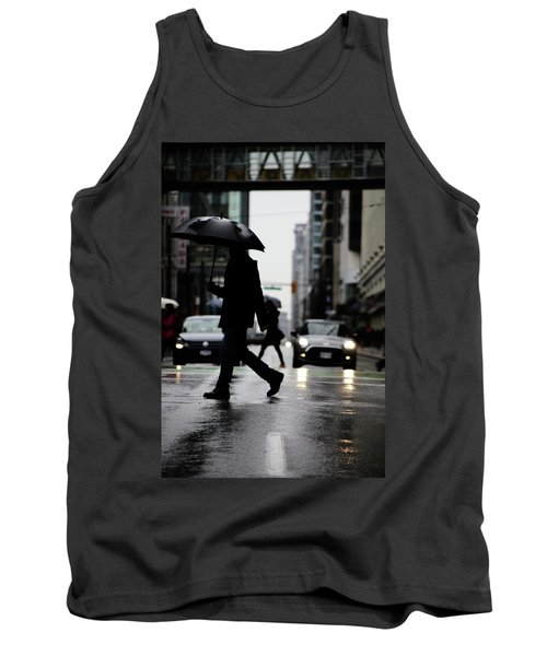 Tank Top featuring the photograph My World Hers Two by Empty Wall