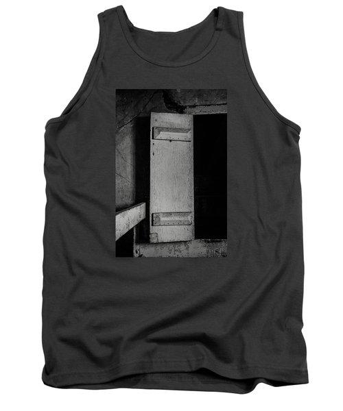 Mysterious Attic Door  Tank Top