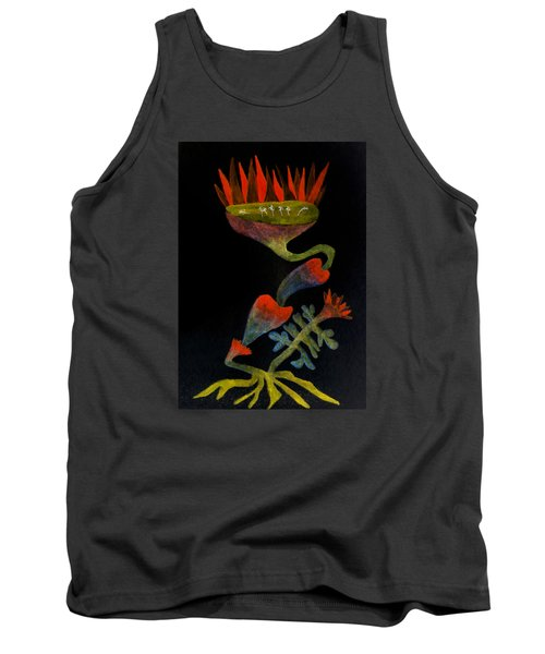 Mysterious Tank Top by R Kyllo