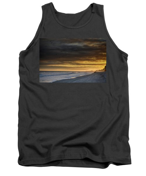 Tank Top featuring the photograph Mysterious Myrtle Beach by Kelly Reber