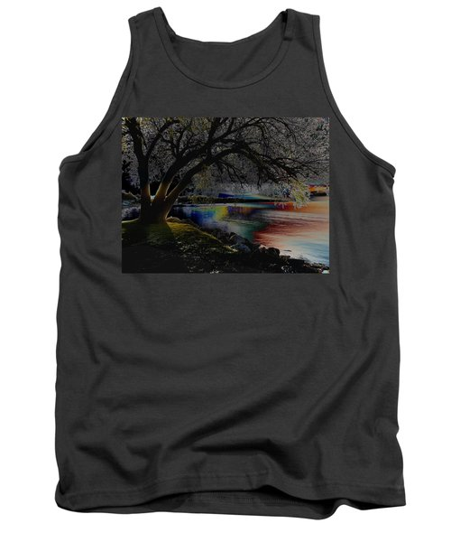 Mystic Sunset Cereal Tank Top
