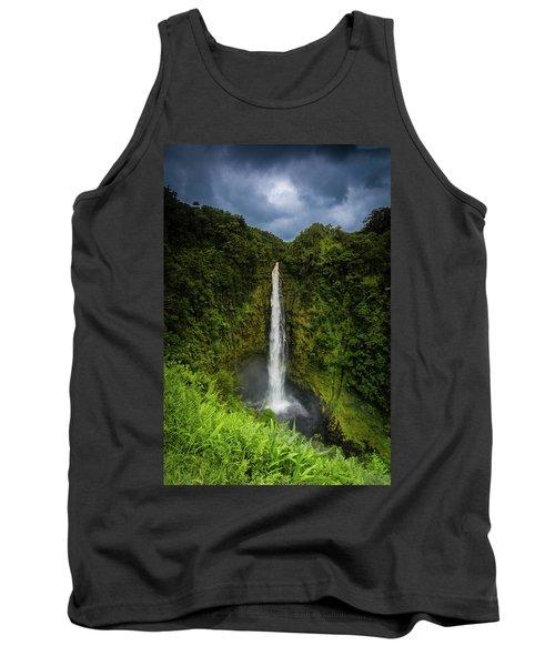 Mystic Waterfall Tank Top