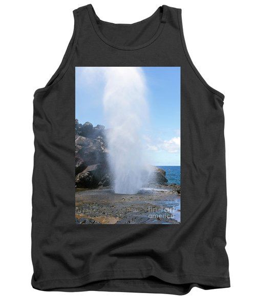 Nakalele Blowhole Tank Top