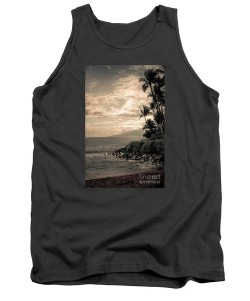 Tank Top featuring the photograph Napili Heaven by Kelly Wade