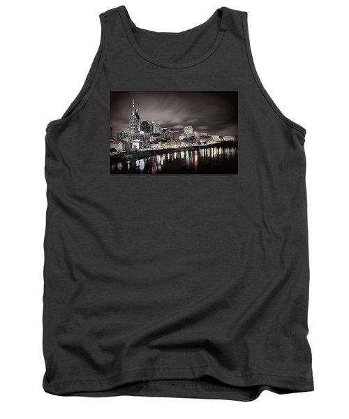 Nashville Skyline Tank Top